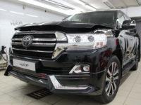 Toyota Land Cruiser 200 LLUMAR GLOSS расширенный пакет