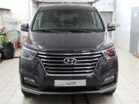 Hyundai H-1: Антигравийная защита, пленка SPARKS TOP