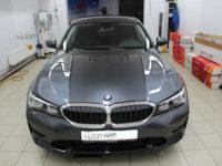 BMW 3 серия VII (G20): LLUMAR GLOSS PPF: расширенный пакет