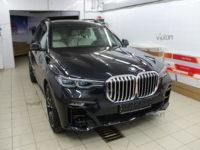 BMW X7: Расширенный пакет  LLumar PPF Gloss HC CA