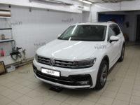 Volkswagen Tiguan  LLumar Platinum Plus PPF