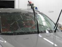 Hyundai Tucson: Бронирование NeverScratch WPF