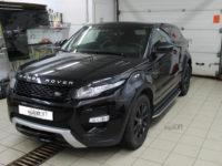 Range Rover: Тонировка а/м