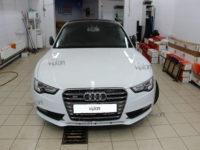 Audi S5 LLumar Platinum Plus PPF