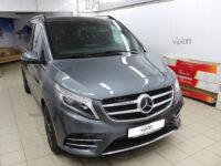 Mercedes-Benz Vito  LLUMAR GLOSS-капот