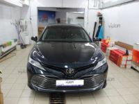 Toyota Camry LLUMAR GLOSS