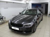 BMW 5er (G-30): Антигравийное покрытие