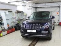 Land Rover Range Rove  LLUMAR GLOSS PPF
