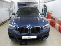 BMW X3 LLUMAR GLOSS PPF