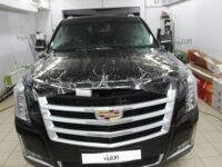 Cadillac Escalade: Антигравийное покрытие