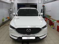 Mazda CX-5: Стандартное покрытие