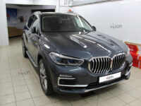 BMW X5: покрытия Ceramic Pro Light.