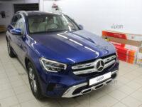 Mercedes-Benz GLC LLUMAR GLOSS PPF-а/м полностью.