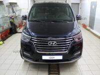 Hyundai Starex:расширенный пакет