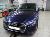 Audi A6: Расширенный пакет  LLumar PPF