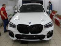 BMW X5 LLumar Platinum Plus PPF