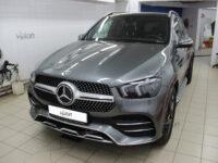 Mercedes-Benz GLE:LLUMAR GLOSS PPF.
