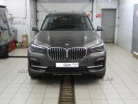 BMW X5:Бронирование стекол