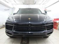 Porsche Cayenne  SPARKS TOP.