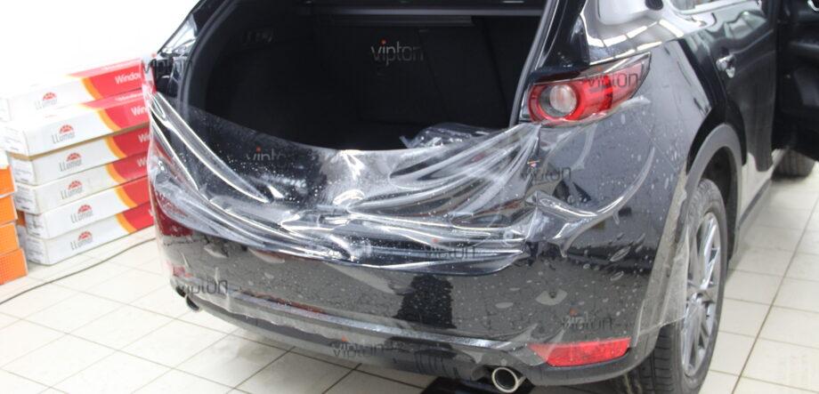 Mazda CX-5 SUNTEK PPF 3