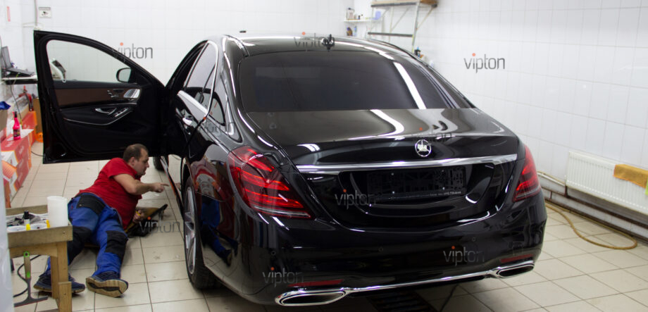 Mercedes-Benz S-Класс (w-222) 4