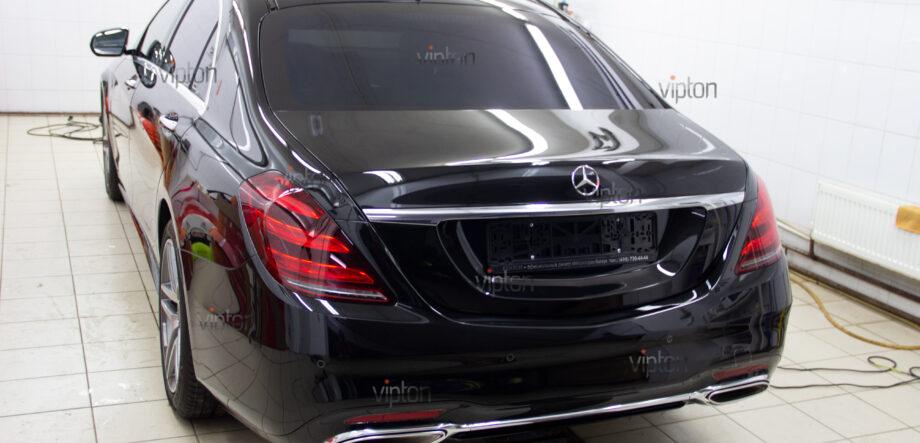 Mercedes-Benz S-Класс (w-222) 3