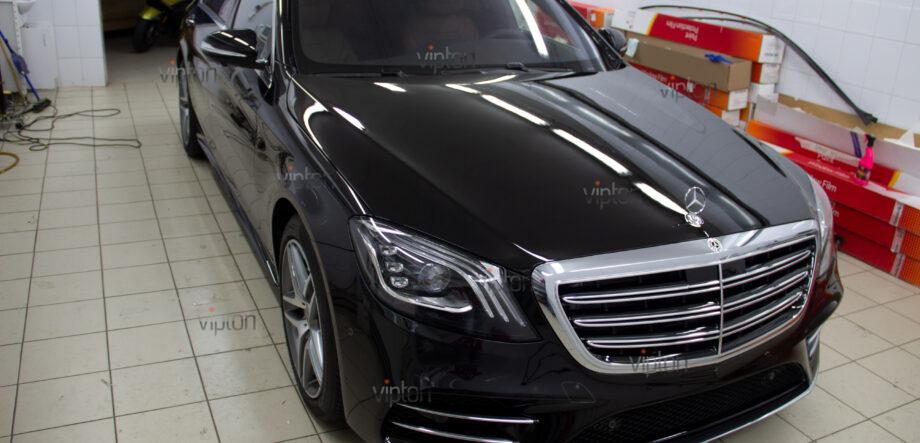 Mercedes-Benz S-Класс (w-222) 1