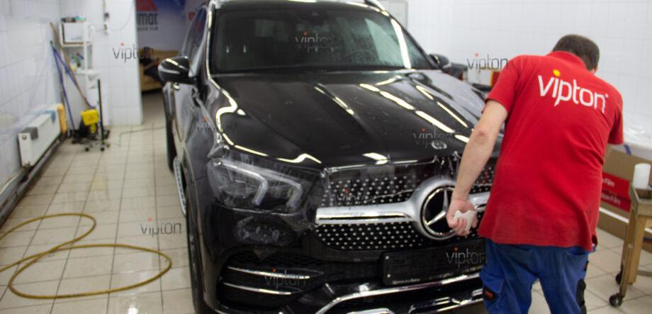 Mercedes-Benz GLE  Suntek 4