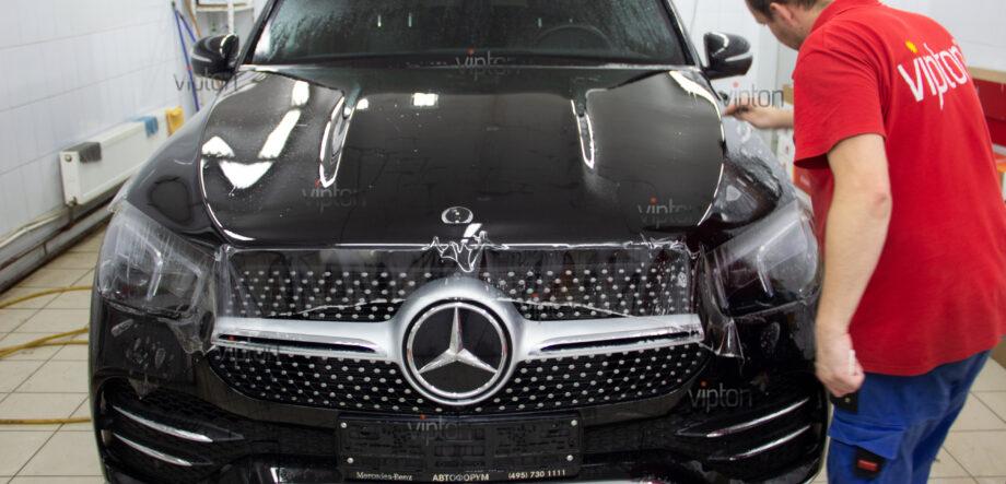 Mercedes-Benz GLE  Suntek 3