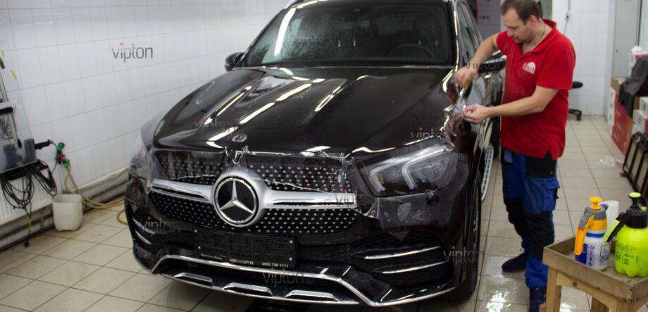 Mercedes-Benz GLE  Suntek 2