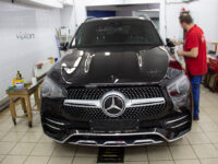 Mercedes-Benz GLE  Suntek