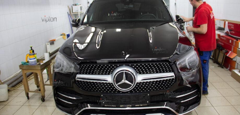 Mercedes-Benz GLE  Suntek 1