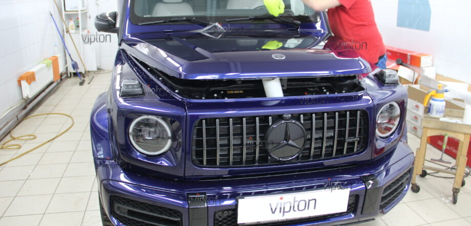 Mercedes-Benz G-Класс AMG 11