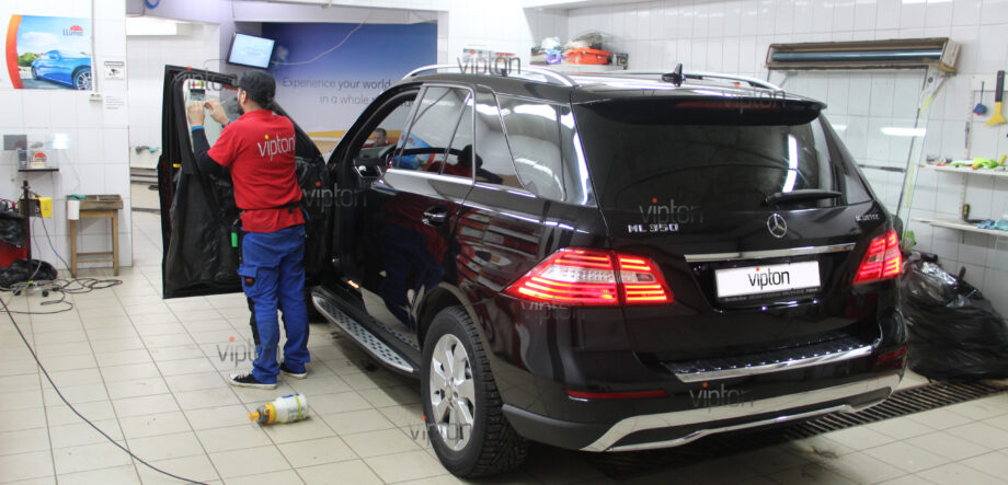 Mercedes-Benz ML350 4