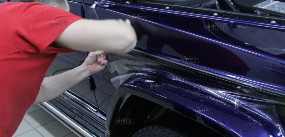 Mercedes-Benz G-Класс AMG 10
