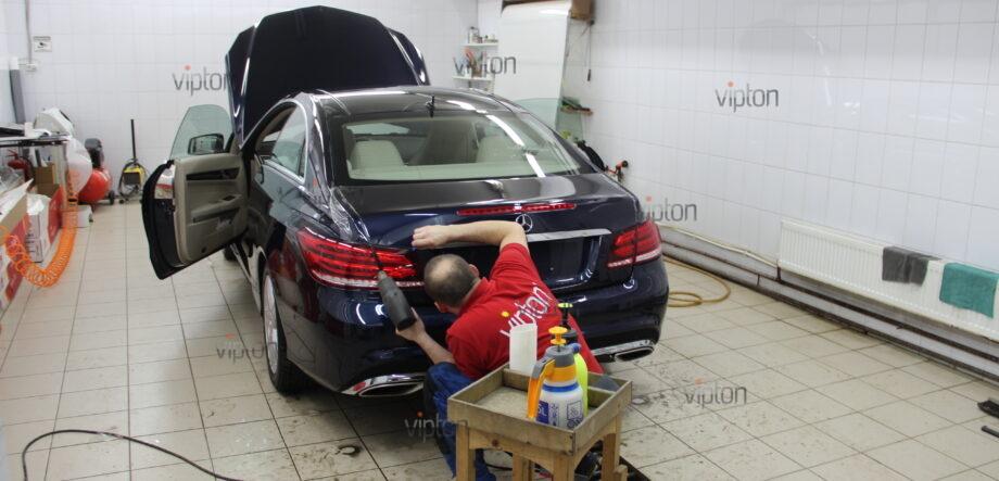 Mercedes-Benz E-Класс 6