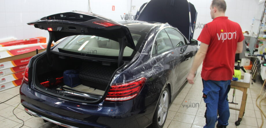 Mercedes-Benz E-Класс 5