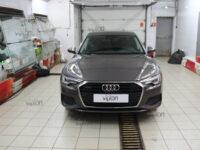 Audi A6:  расширенный пакет