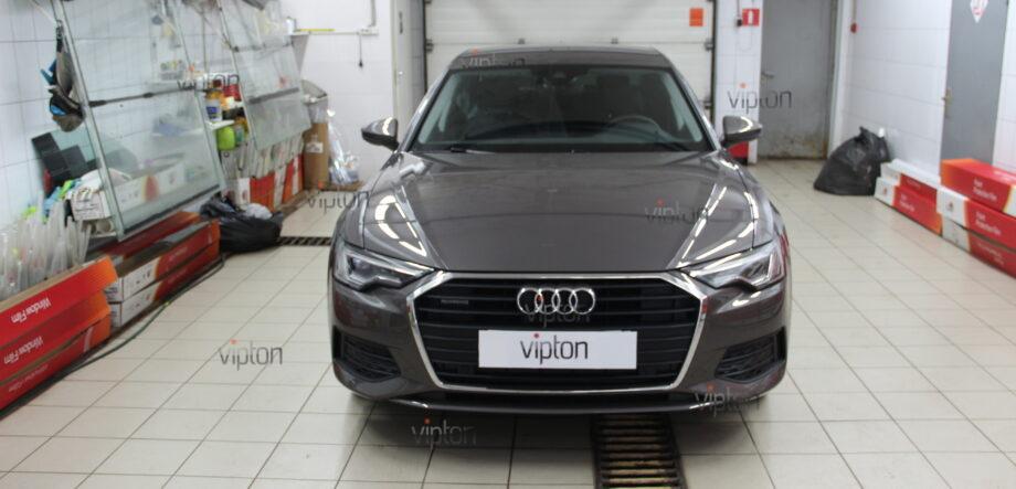 Audi A6:  расширенный пакет 9