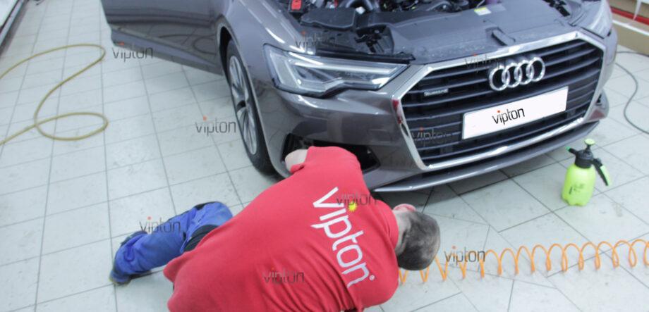 Audi A6:  расширенный пакет 1