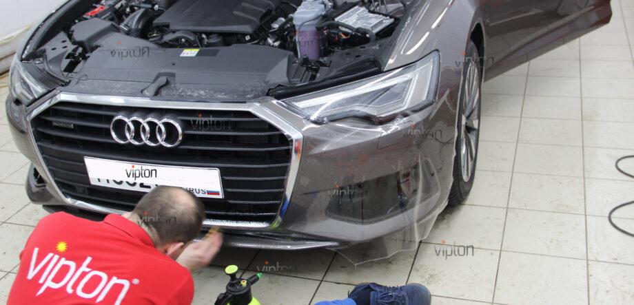 Audi A6:  расширенный пакет 3