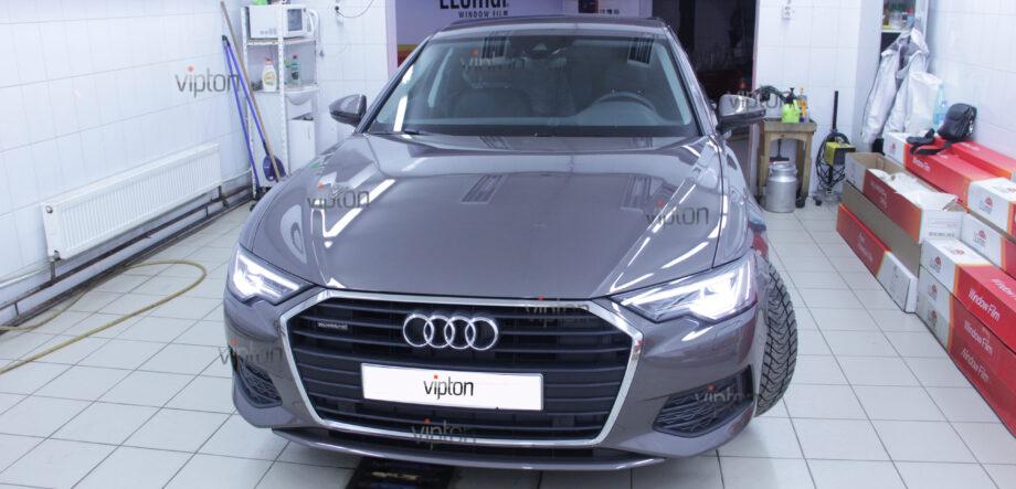 Audi A6:  расширенный пакет 4