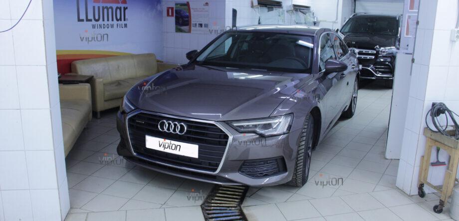 Audi A6:  расширенный пакет 5