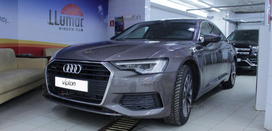 Audi A6:  расширенный пакет 6
