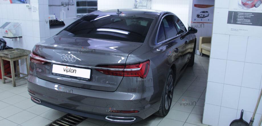 Audi A6:  расширенный пакет 7