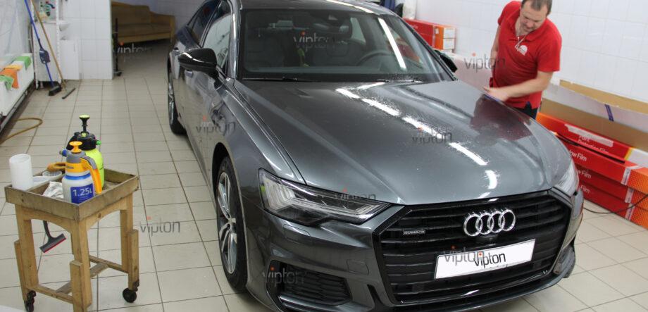 Audi A6 Suntek PPF 2