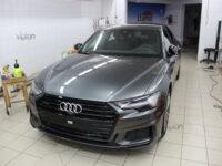 Audi A6 Suntek PPF