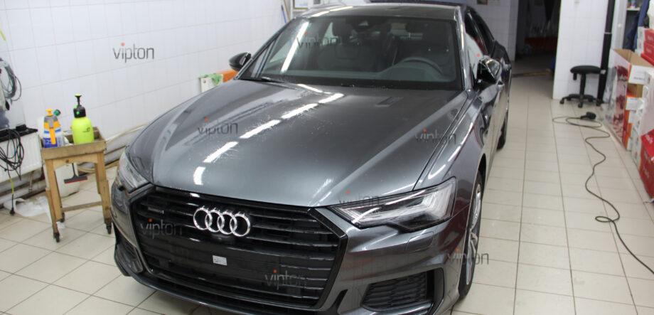 Audi A6 покрытия servFaces 1