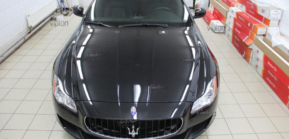 Maserati Quattroporte покрытия-Ceramic Pro 6