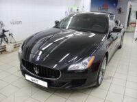 Maserati Quattroporte покрытия-Ceramic Pro